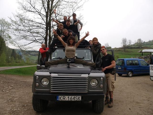 Ekipa serialu Misja Natura (1)