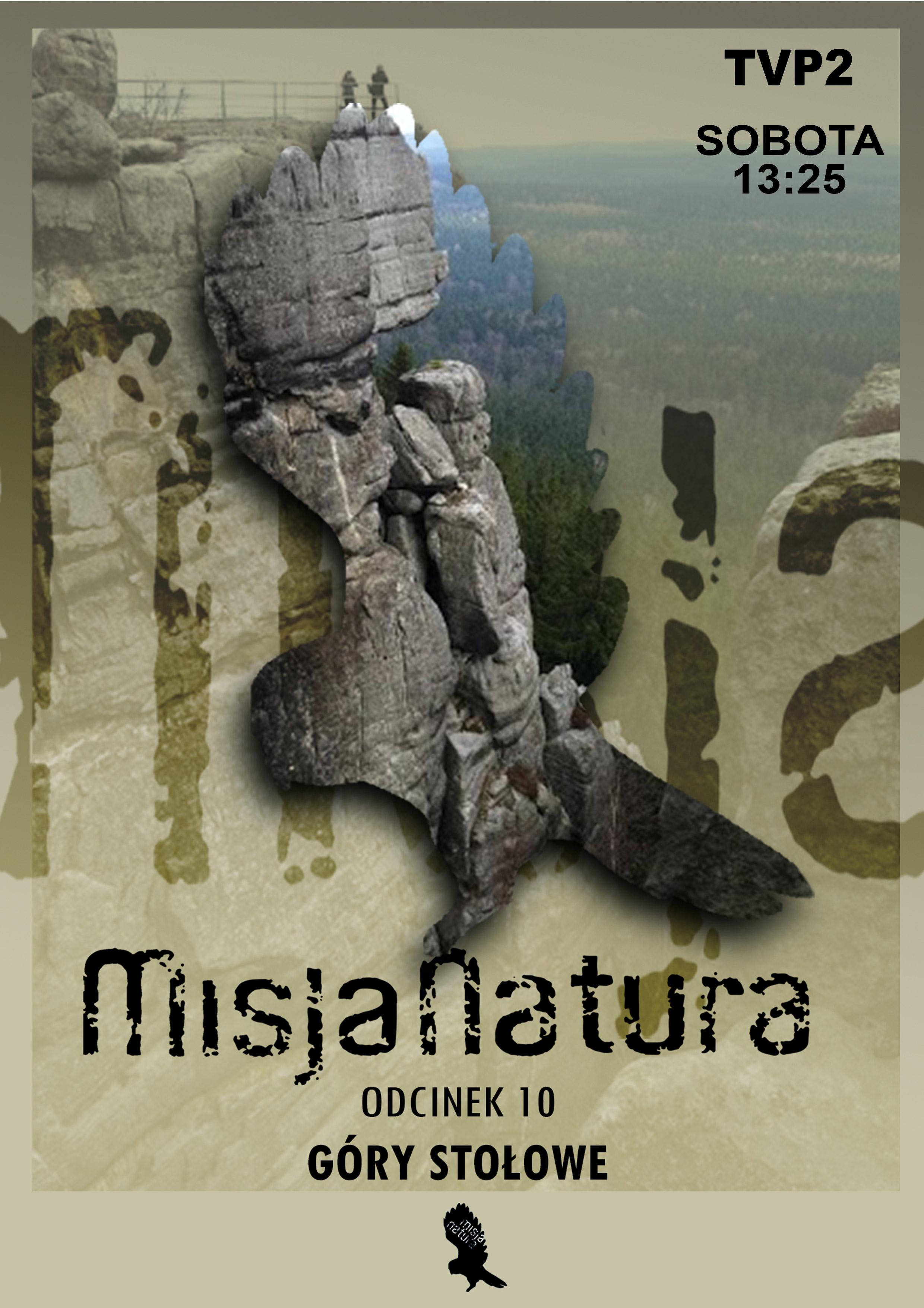 Serial Misja Natura pt. Góry Stołowe