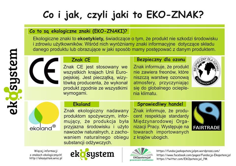 ulotka eko znak 2