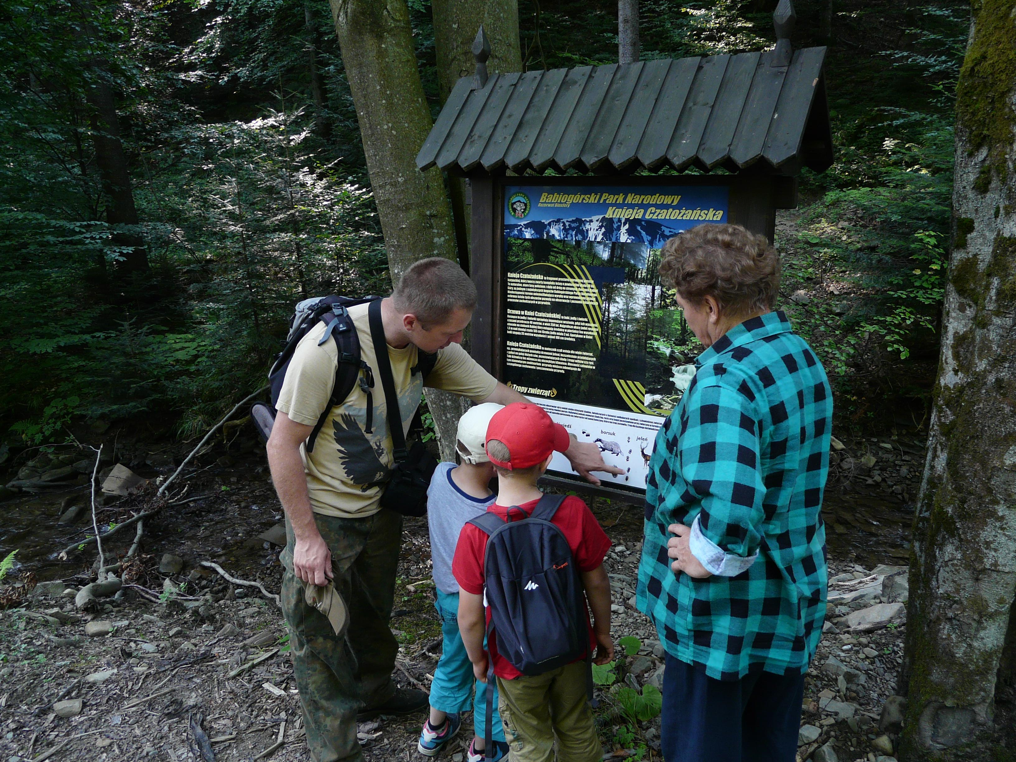 Wycieczki przyrodnicze po obszarach Natura 2000
