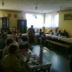 Warsztaty z upcyclingu w Klubie Seniora
