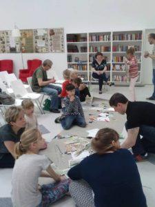 warsztaty z upcyclingu Ekologia łączy pokolenia